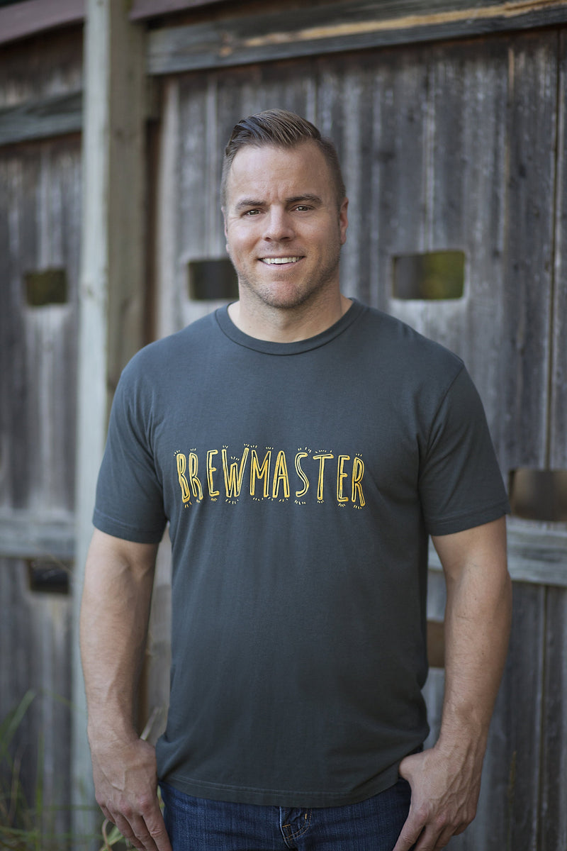 Brewmaster Eco Men's T-Shirt - Urban Baby Co.