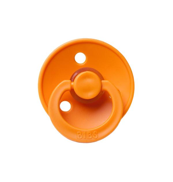 BIBS Pacifier (Orange)