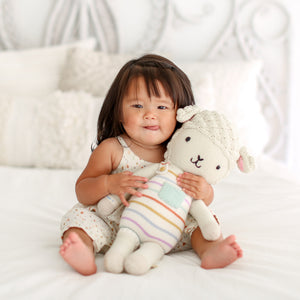 Avery The Lamb // 1 Doll = 10 Meals