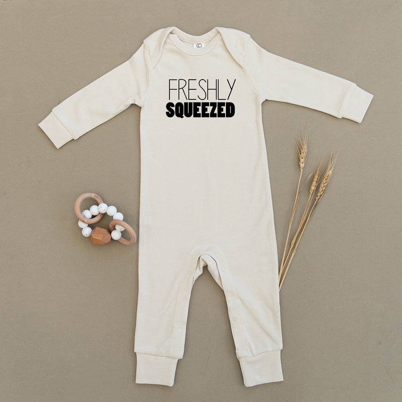 Freshly Squeezed Organic Baby Playsuit