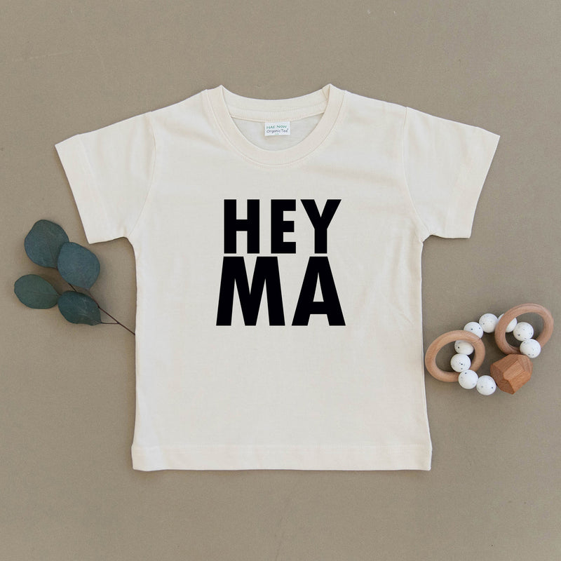 Hey Ma Organic Toddler Tee