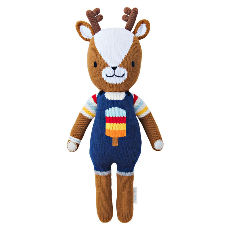 Scout The Deer // 1 Doll = 10 Meals