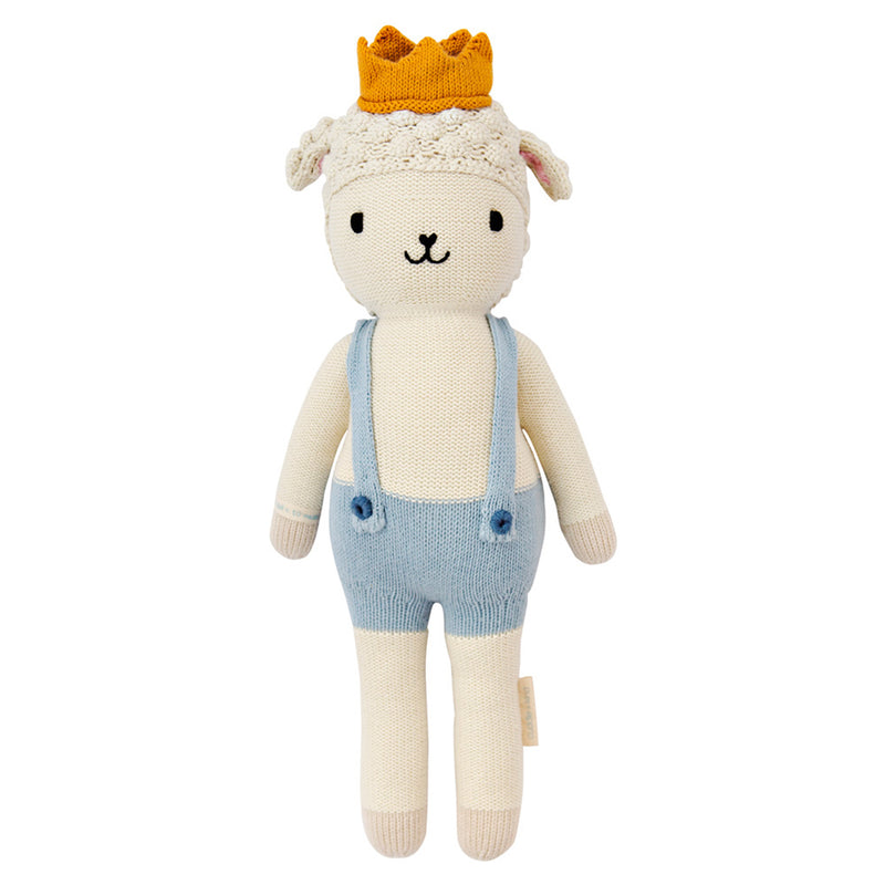Sebastian The Lamb // 1 Doll = 10 Meals