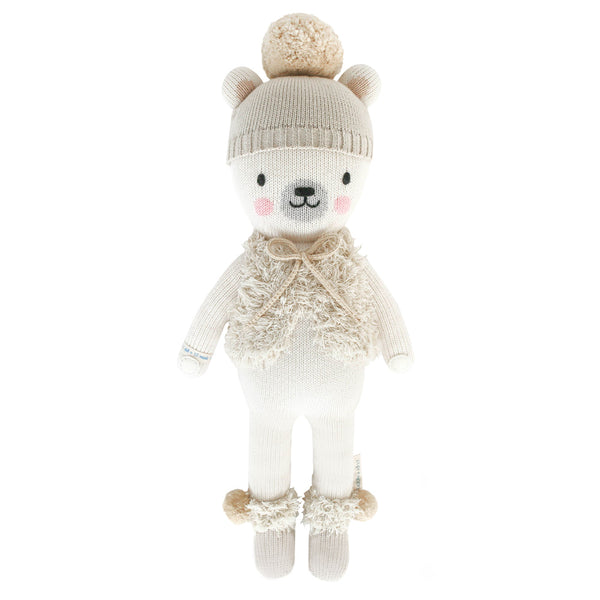 Stella The Polar Bear // 1 Doll = 10 Meals