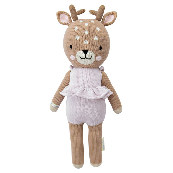 Violet The Fawn // 1 Doll = 10 Meals