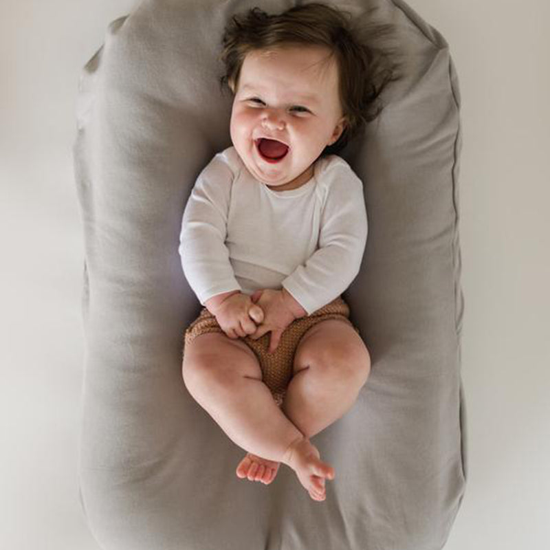Snuggle Me Organic Infant Cover - Wren