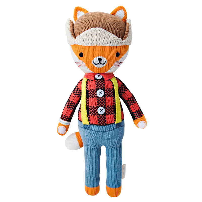 Wyatt The Fox // 1 Doll = 10 Meals