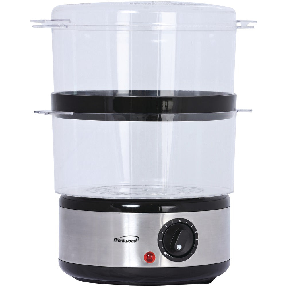 Brentwood 2-tier Food Steamer