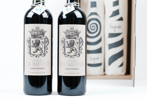 Hejvin Weingeschenk | Rotes Duo | Château Domeyne