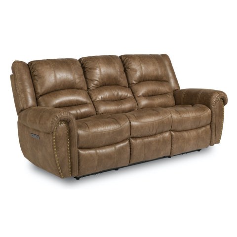 Town Reclining Sofa by Flexsteel