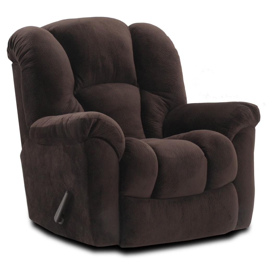 Espresso Rocker Recliner by HomeStretch