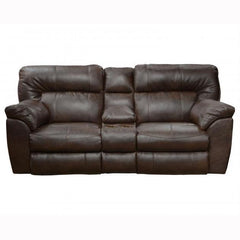 Nolan Reclining Loveseat with Console by Jackson Furniture