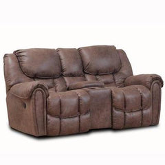 122 Rocking Console Loveseat by HomeStretch