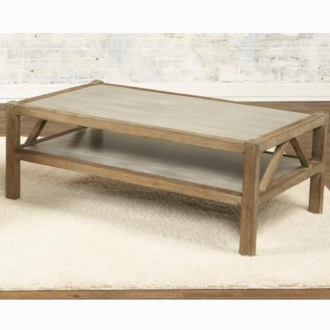Ketley Rectangular Cocktail Table by Elements