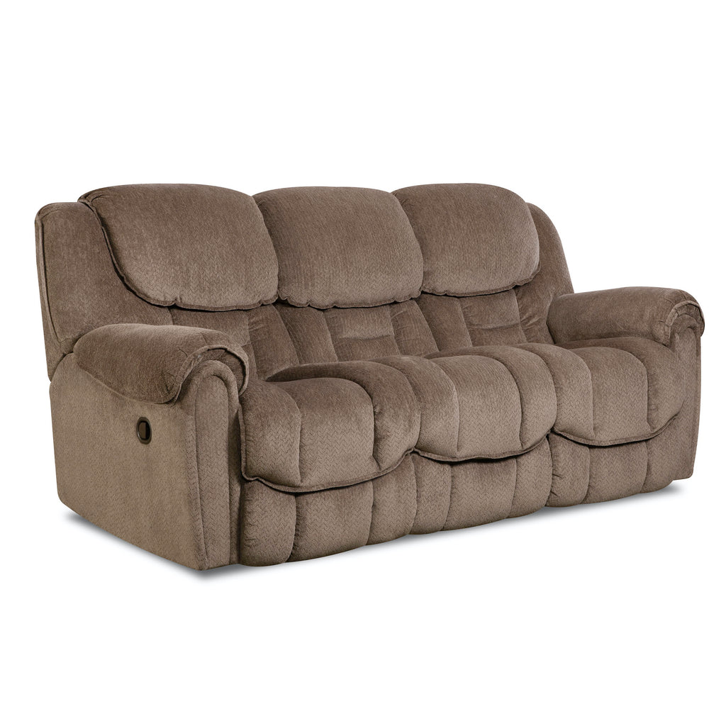 Delmar Double Reclining Sofa by HomeStretch