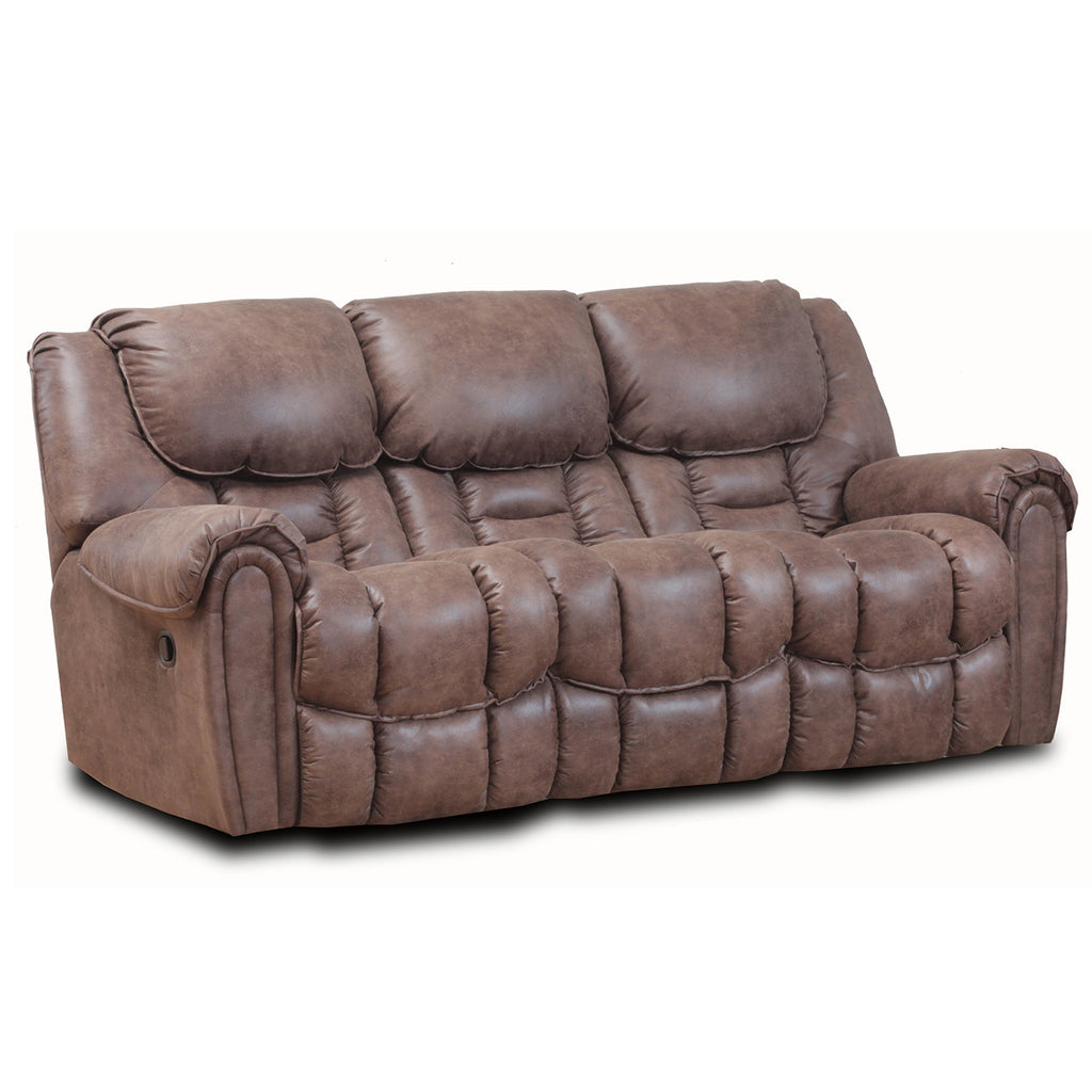 Homestretch 122 Double Reclining Sofa Barrow Fine Furniture