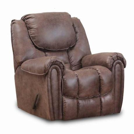 122 Rocker Recliner by HomeStretch