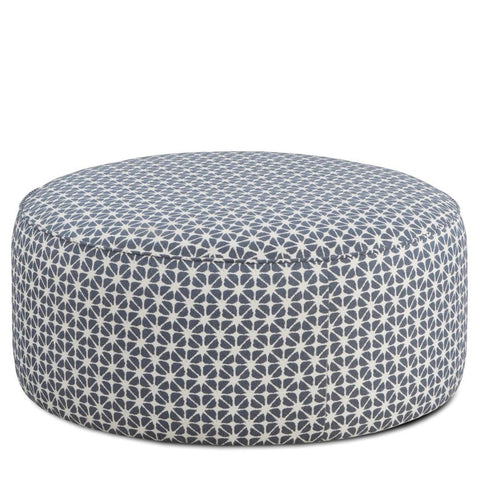 140 Toni Marine Cocktail Ottoman by Fusion Furniture Inc