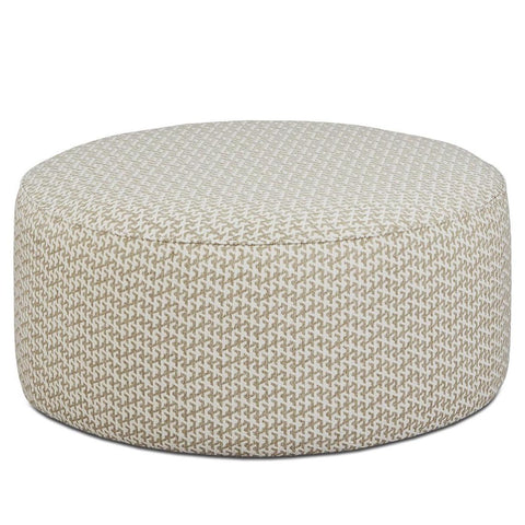 140 Warble Twine Ottoman by Fusion Furniture Inc