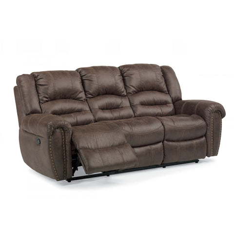 Latitudes Downtown Reclining Sofa by Flexsteel