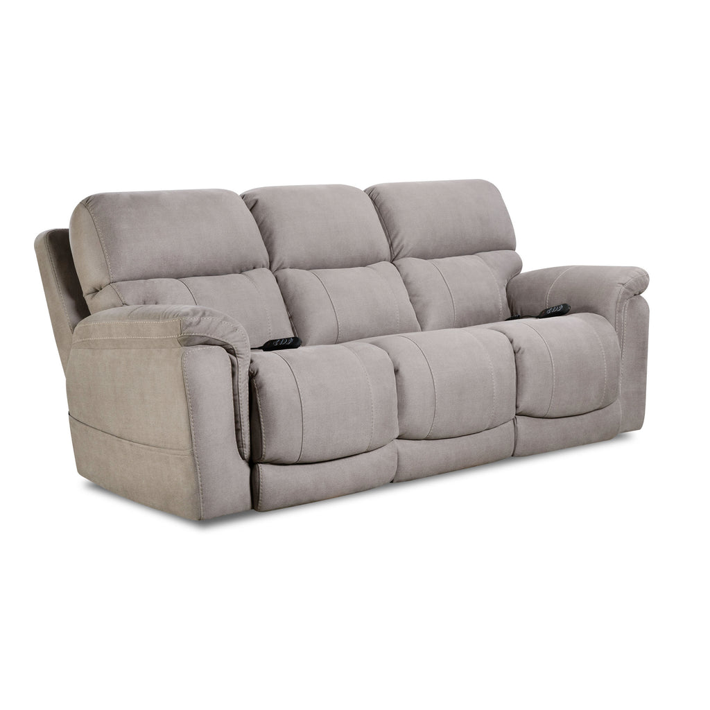 175 Double Reclining Power Sofa by HomeStretch