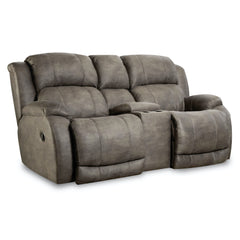 177 Reclining Console Loveseat by HomeStretch