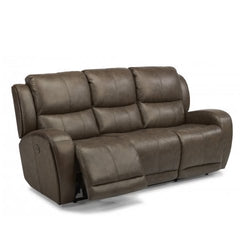 Chaz Power Reclining Sofa by Flexsteel