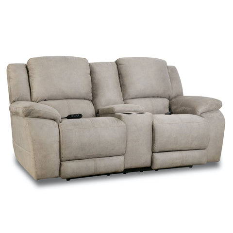 Explorer Power Reclining Love Seat by HomeStretch