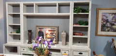 Parker House 6 Piece Wall Unit
