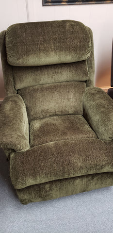Flexsteel Fabric Rocker Recliner