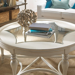 Sanibel RD Cocktail Table by Bassett Mirror Company