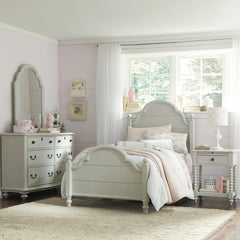 Inspirations Westport Low Poster Full Bed by Legacy Classic