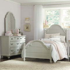 Inspirations Dresser and Mirror by Legacy Classic