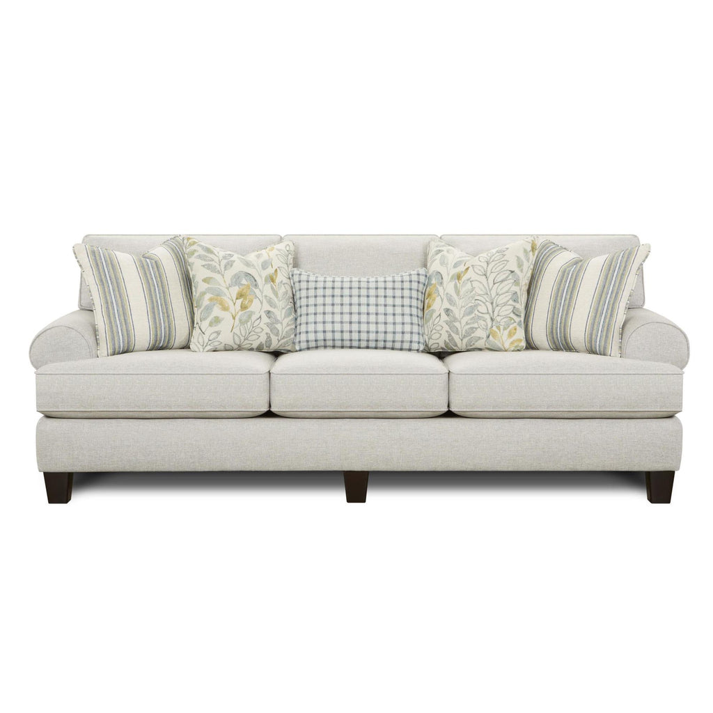 KP Thrillist Fog Sofa by Fusion Furniture Inc
