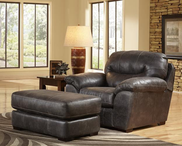 4453 Grant Ottoman by Jackson Furniture