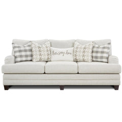 4480 KP Basic Wool Sofa by Fusion Furniture Inc