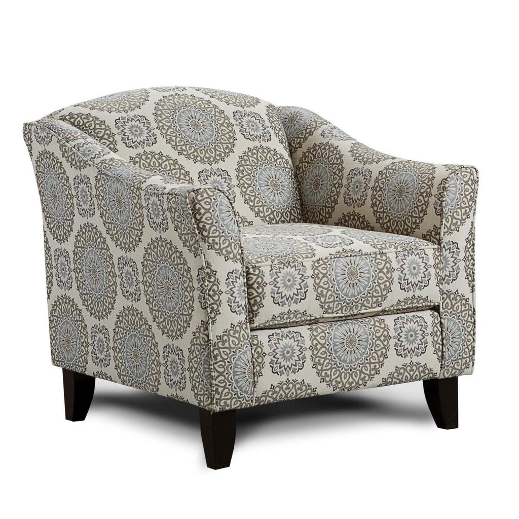 452 Brianne Twilight Chair by Fusion Furniture Inc
