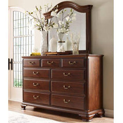Hadleigh Drawer Dresser and Mirror by Kincaid