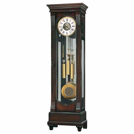 Leyden Floor Clock by Howard Miller
