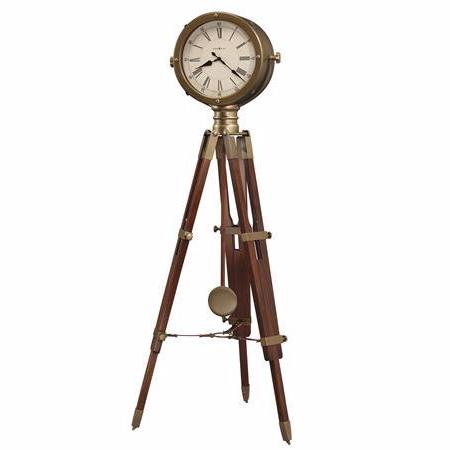 Time Surveyor Floor Clock by Howard Miller