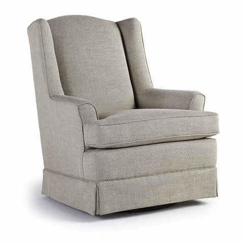 Natasha Swivel Glider by Best Home Furnishings