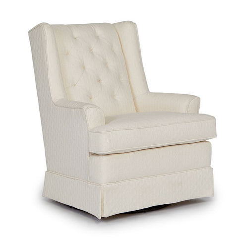 Nikole Swivel Glider by Best Home Furnishings