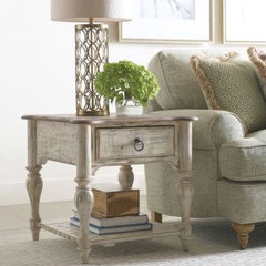 Weatherford End Table by Kincaid