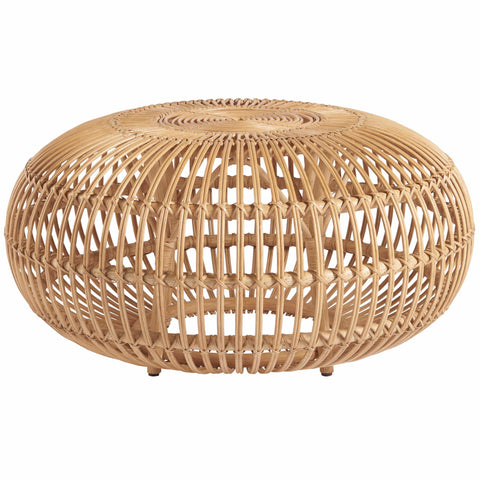 Coastal Living Rattan Scatter Table by Universal