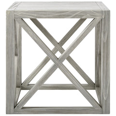 Coastal Living Boardwalk End Table by Universal