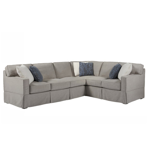 Coastal Living 2-Piece Sectional by Universal