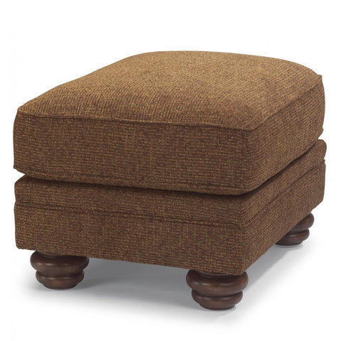 Bexley Fabric Ottoman by Flexsteel