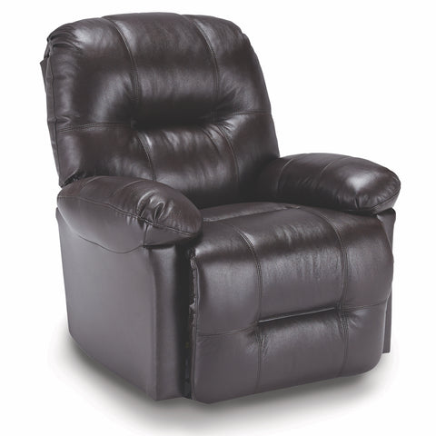 Zaynah Walnut Rocker Recliner by Best Home Furnishings