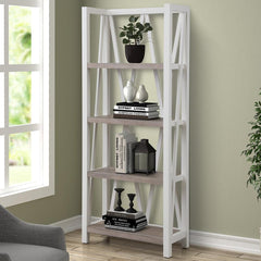 Americana Modern Cotton Etagere Bookcase by Parker House