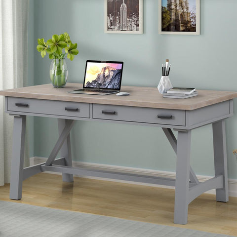 Americana Modern Dove Writing Desk by Parker House